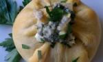 Chicken and Spinach Puffs