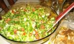 Lebanese Fattoush