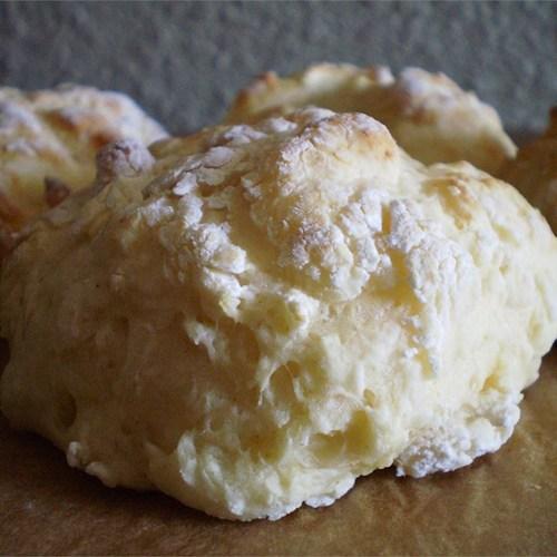 Sour Cream Biscuits - Yum Taste
