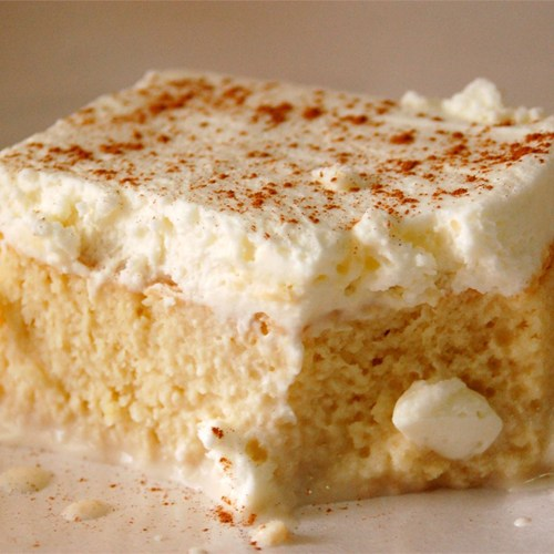 Easy Tres Leches Cake Recipe With Cake Mix