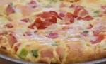 Curried Ham Popover Pie