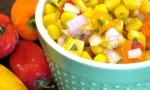 Easy Corn Salsa