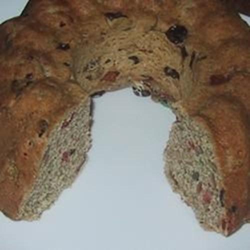 Ron's Fruit Bread