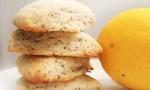 Vegan Lemon Poppy Scones