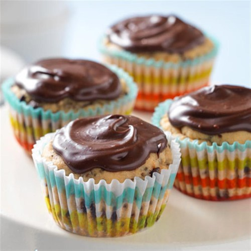 Coconut Chocolate Chip Cupcakes