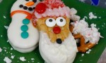 Wanna Build a Snowman Cookie?