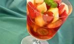 White Wine Fruit Cocktail