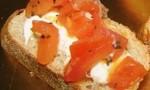 Carrie's Bruschetta Appetizer