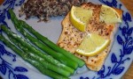 Citrus Broiled Alaska Salmon
