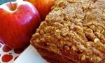Sweet Moist Apple Bread