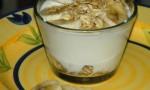 Banana Custard Scrunch