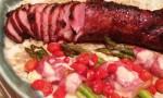 Fruity Grilled Pork Tenderloin