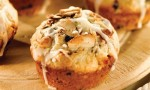 Blueberry White Chocolate Macadamia Muffins