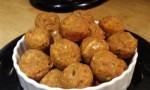 Savory Turkey Sausage Quinoa Bites