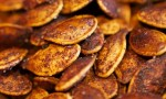 Roasted Cinnamon Spice Pumpkin Seeds