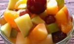 Chloe's Quick Fruit Salad