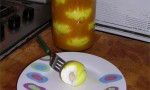 Mustard Pickled Eggs