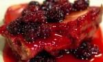 Jason's Whole Wheat Blackberry Cobbler