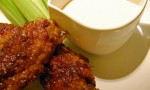 Spicy Ginger Chicken Wings
