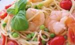 Shrimp and Sugar Snap Peas