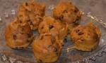 Mini Chocolate Chip Pumpkin Muffins