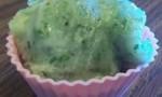 Basil-Lime Sorbet