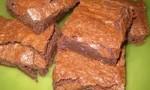 One Bowl Brownies