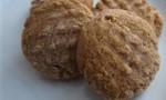 Chai Butter Cookies