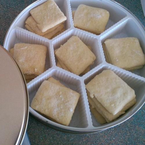 Grandma Tibbitts Sugar Cookies