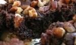 Caramel Turtle Brownies