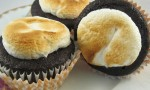 Toasted Marshmallow Cupcakes