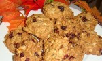 Autumn Harvest Cookies