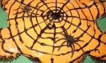 Pull-Apart Spider Web Cupcakes