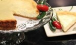 Jalapeno Lime Cheesecake