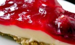 The Best Unbaked Cherry Cheesecake Ever