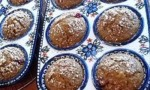 Cran-Orange Oatmeal Muffins