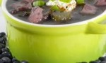 Patty's Mom's Black Bean Soup