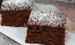Applesauce Brownies II