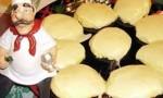 Orange Cookies III