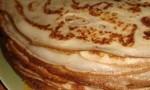 Blini (Russian Pancakes)
