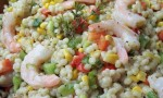 Barley, Shrimp, and Corn Salad