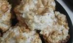 Coconut-Cornflake Cookies