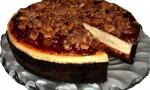 Toffee Chunk Cheesecake