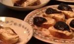 Burrata Bruschetta with Figs