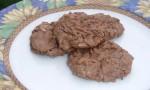 Chocolate Macaroons I