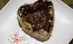 Gianduja Chocolate Cheesecake