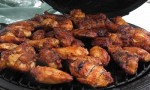 Smoked Spicy Chicken Wings