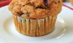 Cranberry Pumpkin Muffins