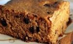 Boiled Raisin Cake I