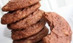 Chocolate Peanut Butter Pudding Cookies